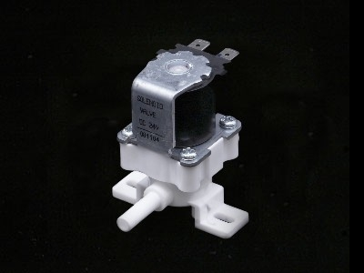 1/4 Nipple-Fitting Solenoid Valve